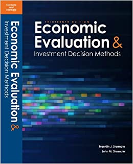 economic evaluation and investment decision methods 14th edition pdf