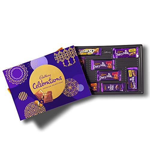 Cadbury Celebrations Premium Assorted Chocolate Gift Pack, 281 g 3