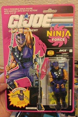 GI Joe Ninja Force Dice by G. I. Joe: Amazon.es: Juguetes y ...