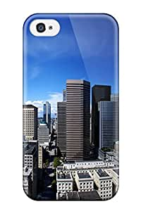 Dixie Delling Meier's Shop 1513824K25441572 For Iphone 4/4s Protector Case Seattle City United States Phone Cover