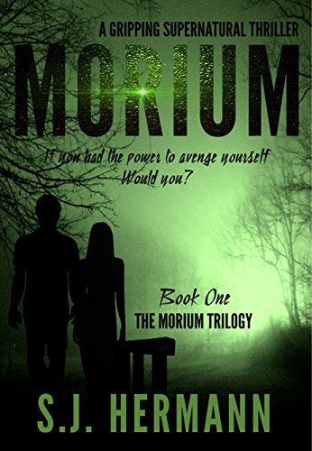 Morium: Book One of the Young Adult Supernatural Trilogy by [Hermann, S.J.]