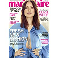 1-Yr Marie Claire Magazine Subscription