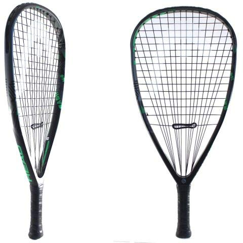 HEAD Graphene XT Radical 160 Racquetball Racquet, Strung, 3 5/8 Inch Grip