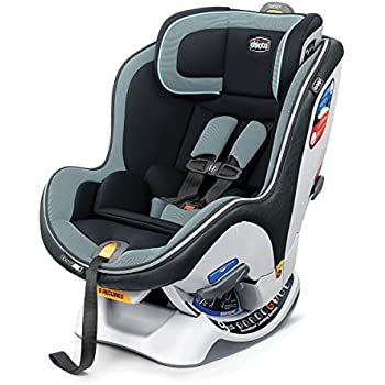 Chicco NextFit iX Zip Convertible Car Seat, Midnight