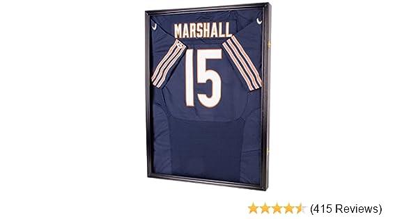 Amazon.com : UV Protection Baseball/Football Jersey Frame Display ...