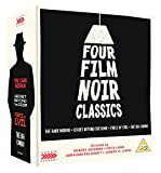 Four Film Noir Classics [Arrow Academy Ltd Edition]