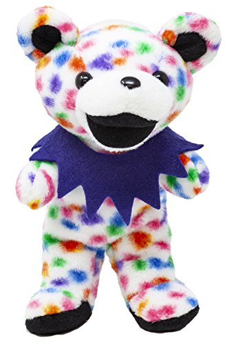 "Grateful Dead Bean Bear~ Plush Toy~ Choose Your Bear!!~ Huge Selection!! (7"", Peggy-O)"