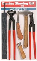 Farrier Craft Hoof Trim Kit - 6Pc