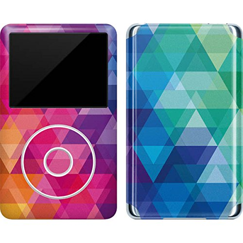Ipod Classic Device Skin - Geometric iPod Classic (6th Gen) 80 & 160GB Skin - South Park Vinyl Decal Skin For Your iPod Classic (6th Gen) 80 & 160GB