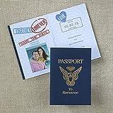 100 Passport to Romance - Save the Date