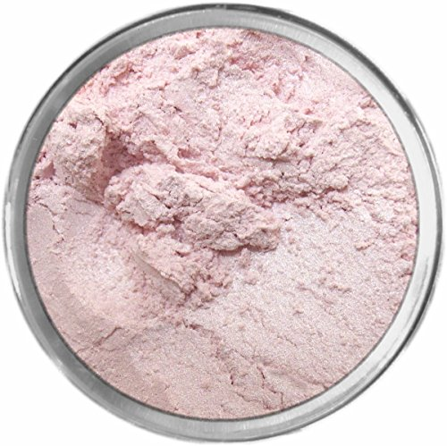 Halo Loose Powder Mineral Shimmer Multi Use Eyes Face Color Makeup Bare Earth Pigment Minerals Make Up Cosmetics By MAD Minerals Cruelty Free - 10 Gram Sized Sifter Jar