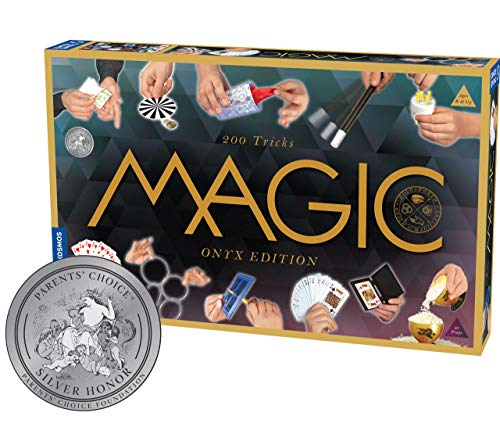 Thames & Kosmos Magic: Onyx Edition Playset with 200 Tricks ()