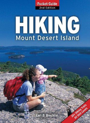 Mount Desert Island (Hiking Mount Desert Island: Pocket Guide)