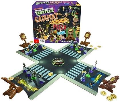 Amazon.com: Nickelodeon Teen Mutant Ninja Tortugas catapulta ...