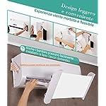 Deflettore-condizionatore-Aria-condizionata-Vento-deflettore180-gradi-regolabileLunghezza-regolabile-White