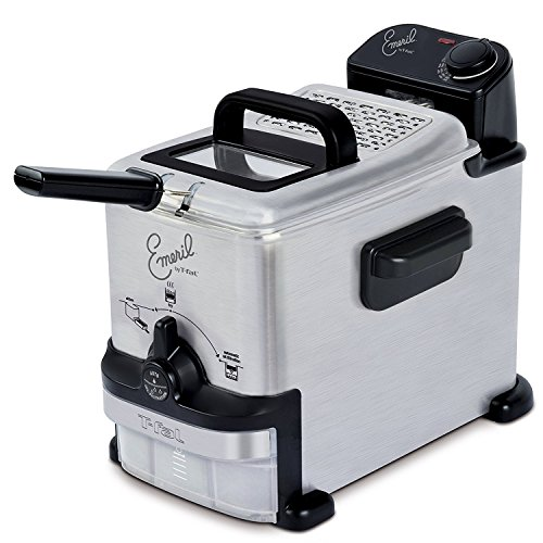 T-Fal Emeril 1.8 L Fryer, Stainless Steel