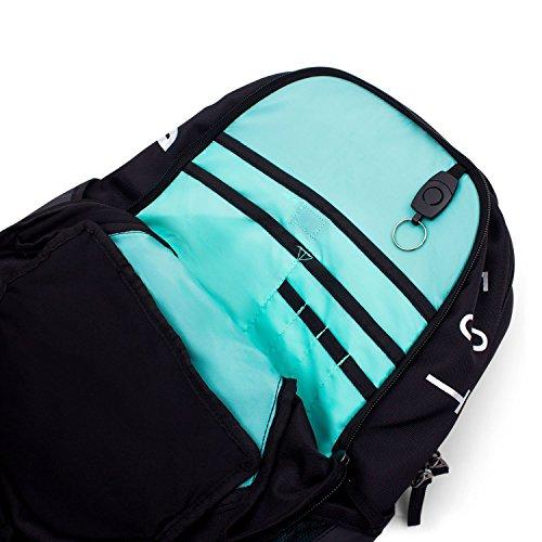 fef568ed689f Dude Perfect Backpack - Black + Green (OSFA): Amazon.com.au: Fashion