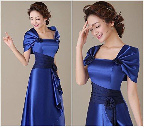 Empire Drasawee Empire Drasawee Empire Kleid Kleid Königsblau Drasawee Kleid Damen Königsblau Damen Damen ZwXq84Tn