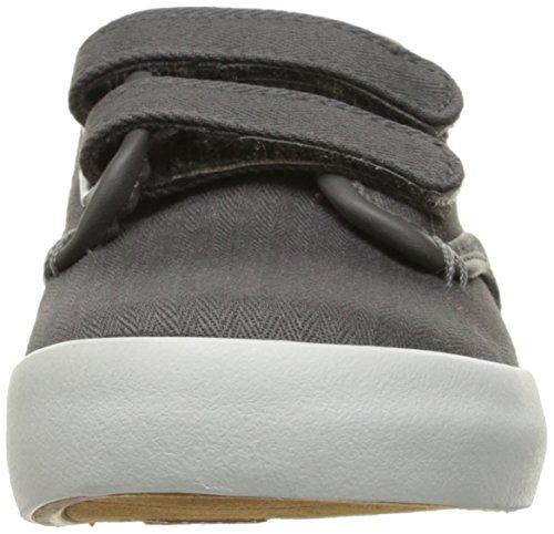 Pictures of Polo Ralph Lauren Kids Waylon Ez Sneaker Grey M 6