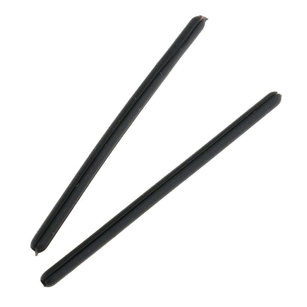 IPOTCH 10pcs Silikon Antirutsch /Überz/üge f/ür B/ügelenden//Brillenb/ügel Silikon Socke