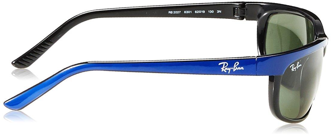 67b1f3e7e9 Ray-Ban Unisex RB2027 Predator 2 Sunglasses