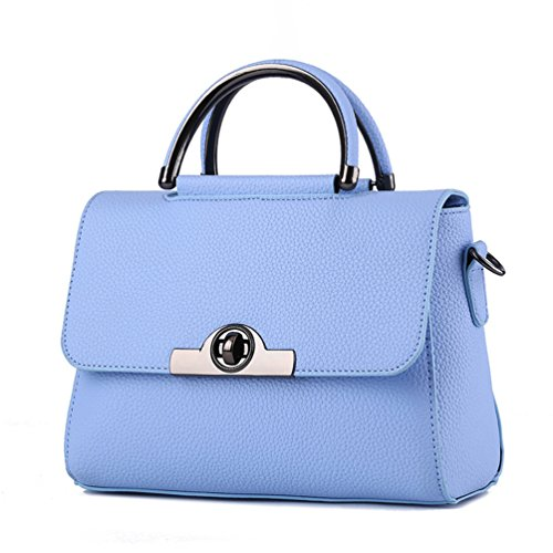 Cross for Ladies beginning Body sky Beauty Bag blue Top Little Handle Sweet Auspicious vzXOqF1x