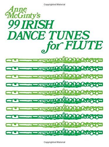 - 99 Irish Dance Tunes for Flute