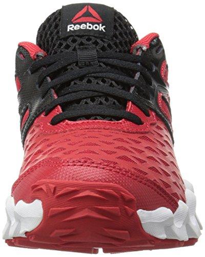 Reebok Zigtech Big N Tough Fibra sintética Zapato para Correr