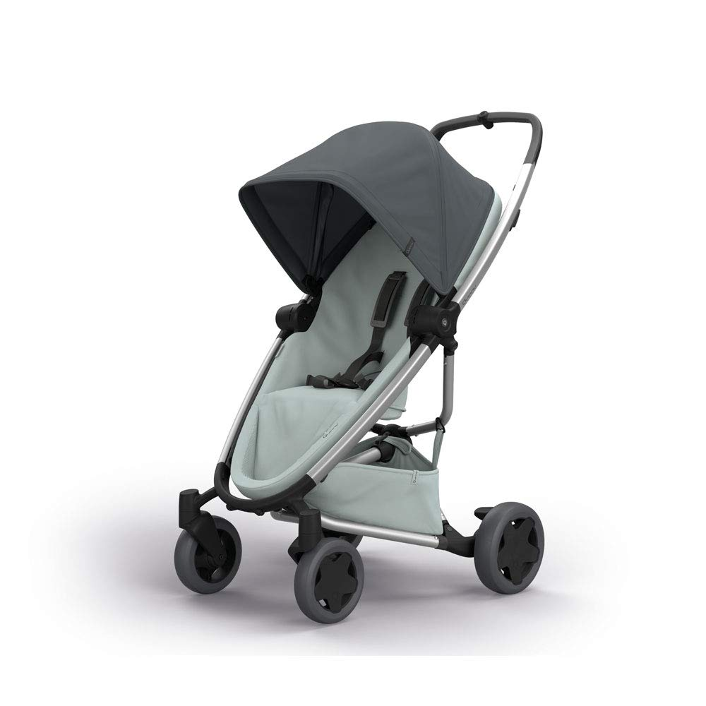 Amazon.com: Quinny 2018 Zapp Flex Plus grafito en gris # 3: Baby