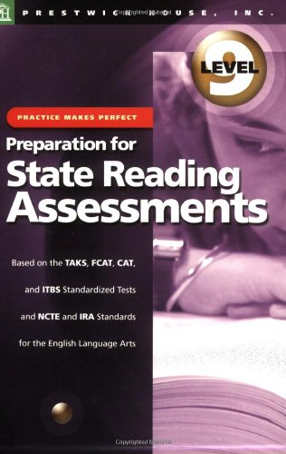 Practice Makes Perfect: Preparation for State Reading Assesments Level 9