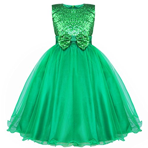 TIAOB (Green Fancy Dress)