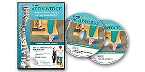 Pilates Therapeutics® The Activ-Wedge® - 2 DVD Set
