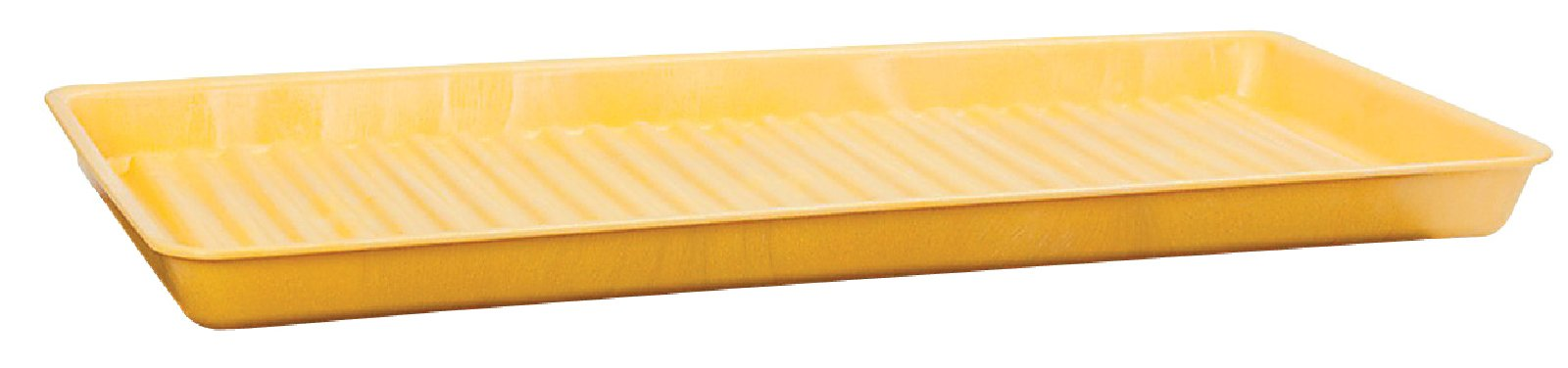 Eagle 1677 HDPE Containment Utility Tray, 36'' Length x 18'' Width x 2'' Height by Eagle