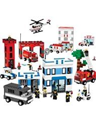 (新低)LEGO乐高教育系列Education急救套装779314 (1490块) $127.72