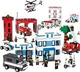 LEGO Education Rescue Services Set 9314 (1,490 Pieces)