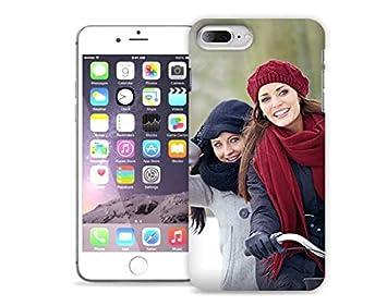 Personaliza tu carcasa - Carcasa Personalizada 3D para iPhone 7 Plus y 8 Plus - Diséñala con Fotos y Texto