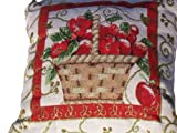 Bountiful Holiday Manual Woodworkers & Weavers Apple Basket Pillow