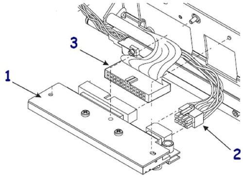 Xiiii Printers - 203Dpi 170Xiiii,Xiiii+,170Pax3 170Pax4 Printhead (Part#: G38000M ) - NEW