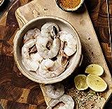 Wild Louisiana White Shrimp - Overnight Shipping Monday - Thursday