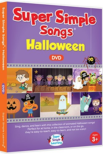 Super Simple Songs - Halloween DVD]()