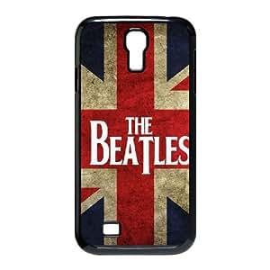 Union Jack Flag Samsung Galaxy S4 9500 Cell Phone Case Black U3593894
