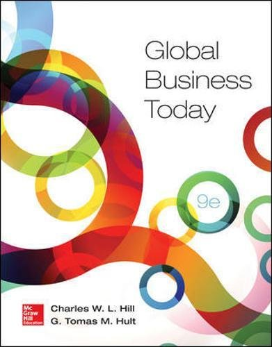 Global business today amazon de charles w l hill g tomas m hult fremdsprachige bücher