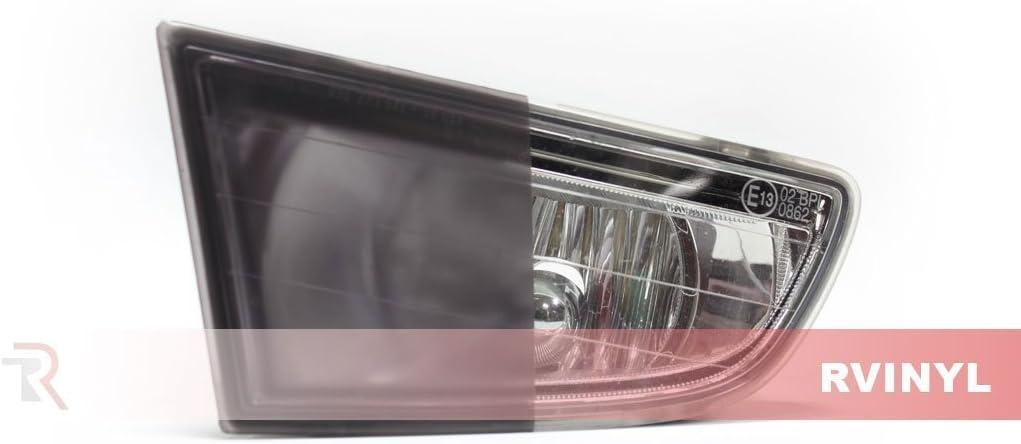 Application Kit Rvinyl Rtint Headlight Tint Covers for Chevrolet Avalanche 2007-2012