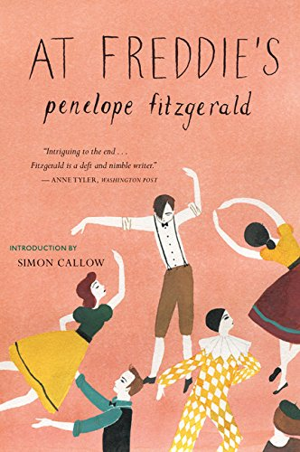 Read Online At Freddie's: A Novel ebook