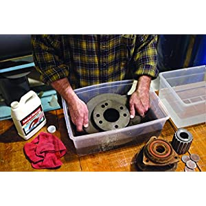 Workshop Hero Metal Rescue Rust Remover - step 2