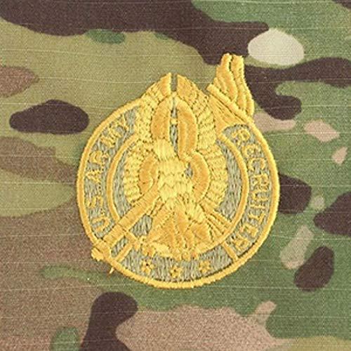 Recruiter Gold OCP Sew on Badge