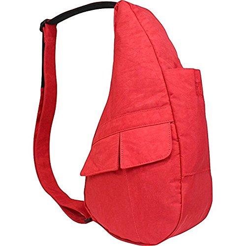 ameribag-healthy-back-bag-evo-distressed-nylon-extra-small-raspberry