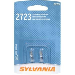 Sylvania 2723BP Auto Part
