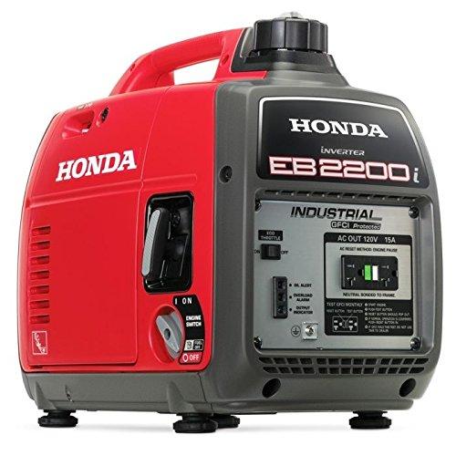Honda 2200-Watt 120-Volt Super Quiet Portable Inverter