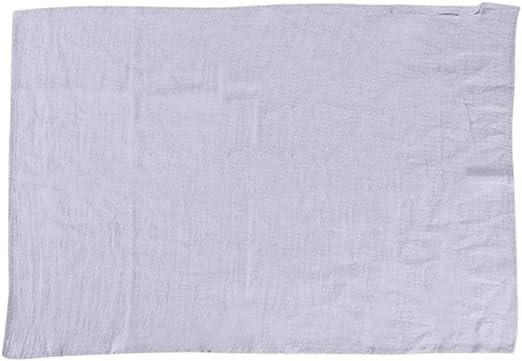 C-GRMM 6 Piezas Mantel de Lino de algodón fotografiado Fondo ...